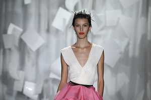 The Jason Wu Spring 2012 Collection is Wildly Whimsical