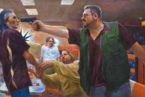Joe Forkan's 'The Lebowski Cycle' Creates Art out of a Classic