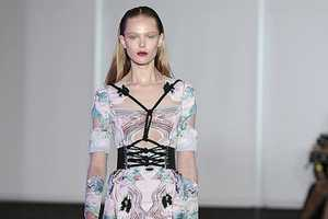 The Prabal Gurung Spring 2012 Collection Mixes Naughty and Nice