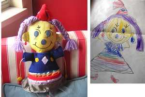 'Child's Own Studio' Brings Toddler Drawings to Life
