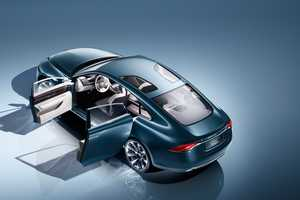 The Volvo Concept 'You' Makes its Debut