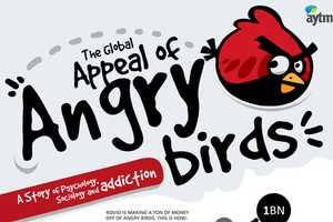 'The Global Appeal of Angry Birds' Takes Flight