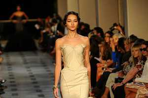 The Zac Posen Spring 2012 Collection is Stunningly Glamorous
