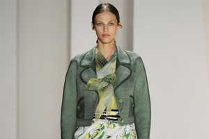 Beat the Winter Blues with the Carolina Herrera Spring 2012 Collection