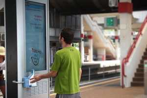 The Prigat Smile Stations Bring Happiness to Consumers
