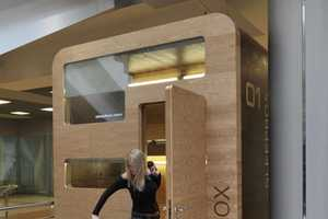 The SleepBox Debuts in International Airports Around the Globe