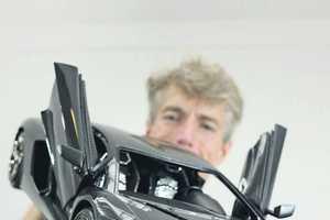 The Lamborghini Aventador Miniature Comes with a Heavy Price Tag