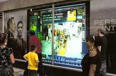 Privacy-Pushing Campaigns - The CBS Person of Interest Interactive Billboards are Borderline Creepy