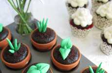 Growing Greenery Desserts