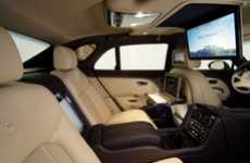 Multimedia Auto Interiors