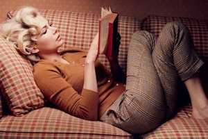 The Michelle Williams October 2011 Vogue US Shoot Revives Marilyn Monroe