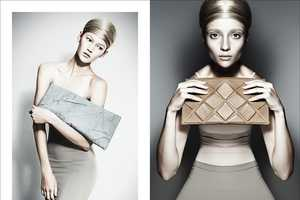 Anastasiya Komarova's Envelope Bags are Architectural