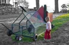 City-Friendly Chicken Coops