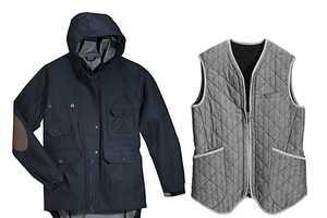 Stay Snug Wearing 'adidas Originals x Burton KZK Outerwear'