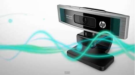 HP 5210 Webcam