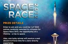 Seattle to Send a Lucky Contestant Into Orbit in Space Race 2012