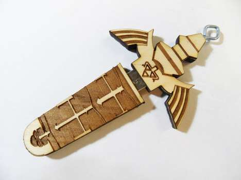 Legend of Zelda Sword USB