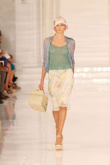 Ralph Lauren Spring 2012