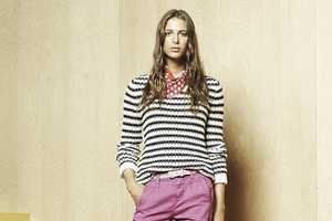 The Gap Spring 2012 Collection is a Surprising Fashion Week Hit