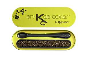 Add Luxury to Your Lunch with Kaviari's 'L'en-K de caviar'