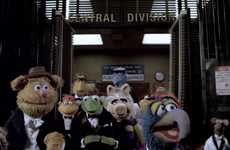 Crime Flick Puppet Parodies