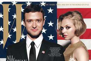 The W Magazine October Issue is a Stylish Presidential Parody