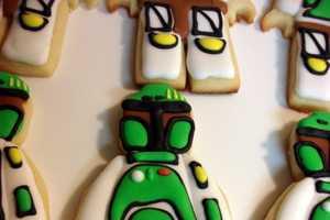 The Wacky Cookies Boba Fett Sugar Cookies are Geektastic