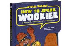 Intergalactic Linguistic Tutorials - Learn Chewbacca's Language with 'How to Speak Wookiee'