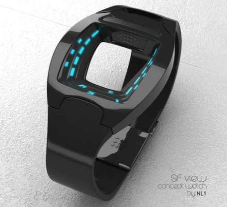SF View concept watch