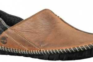 The Timberland Earth Keepers Lounger is a Comfy and Green House Shoe
