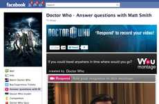 Doctor Who's Matt Smith Answers Questions via Facebook
