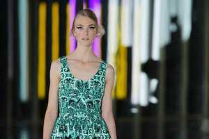 The Jonathan Saunders Spring 2012 Collection is Retro Chic
