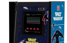 Tablet Arcade Converters  - The Taito INVADERCADE Brings Back Nostalgic Gaming to Gadgets