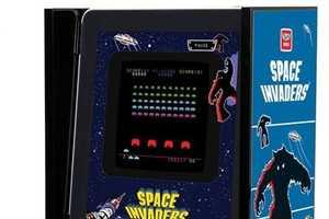 The Taito INVADERCADE Brings Back Nostalgic Gaming to Gadgets