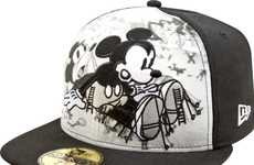 Cartoon Scene Fitteds
