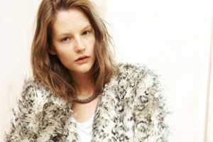 The Club Monaco Fall 2011 Lookbook is Full of Fur and Fringe