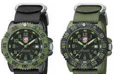The Luminox OD Military 3040 Series is Built to Last