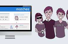 Pairs-Only Romance Sites - Duodater Matches Best Friends for Double Dates
