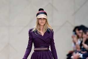 The Burberry Prorsum Spring 2012 Collection is Spectacular and Regal