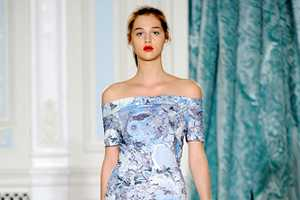 The Erdem Spring 2012 Collection is Cool and Calm