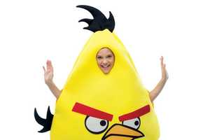 These Angry Birds Outfits are the Perfect Halloween Get-Up