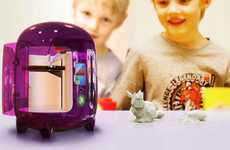 Kid-Friendly 3D Printers - The Origo 3D Printer is Designed to Let Kids Explore Their Creative Side