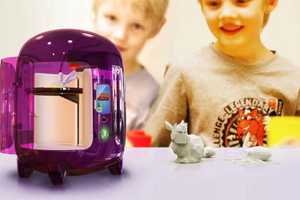 The Origo 3D Printer is Designed to Let Kids Explore Their Creative Side