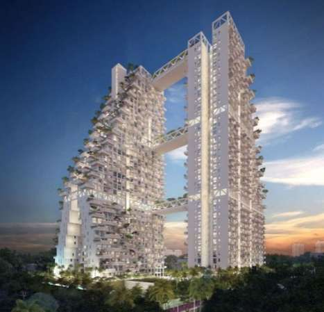 Bishan Central Condominium Project