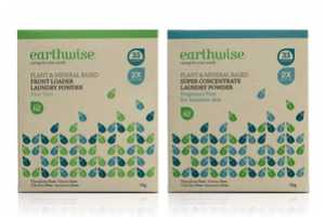 Earthwise Packaging Creates a Prominent Pattern on the Shop Shelf