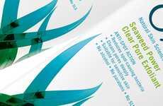 Translucent Seaweed Branding