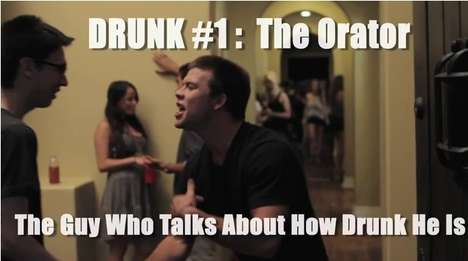 Types of Drunks