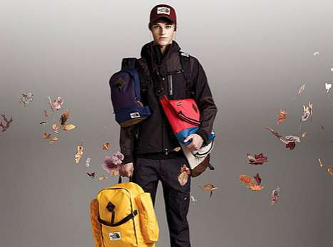 North Face FW 2011 Collection