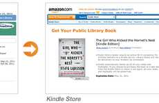 The Amazon Library Lending Program Offers Rentable Kindle E-Books