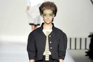 The Fendi Spring 2012 Collection Brings Back Italian Glamor